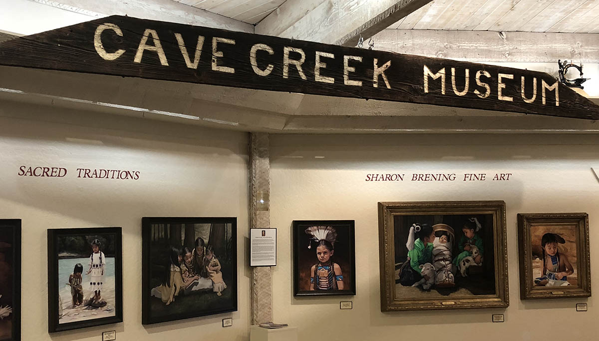 the cave of cave creek