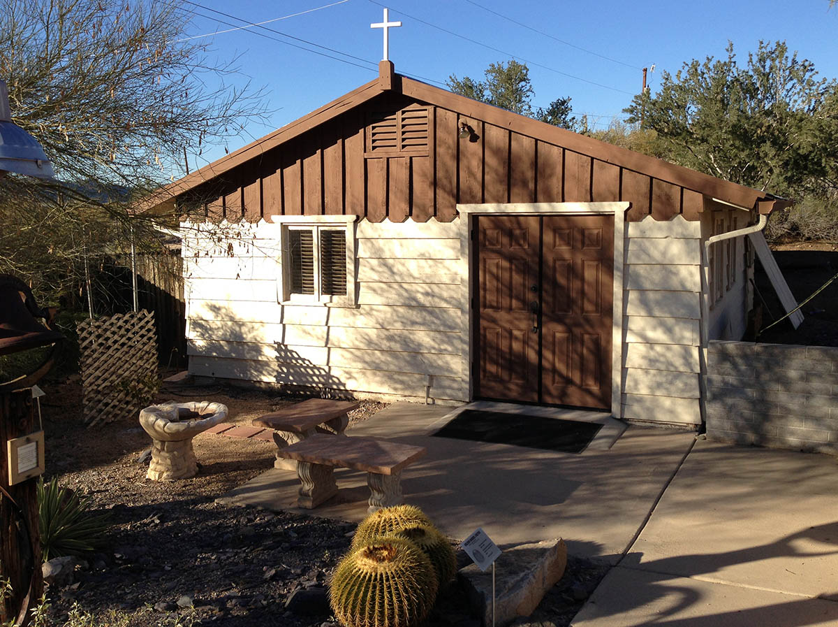 Historic First Church of Cave Creek