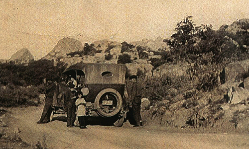 challenges in cave creek history