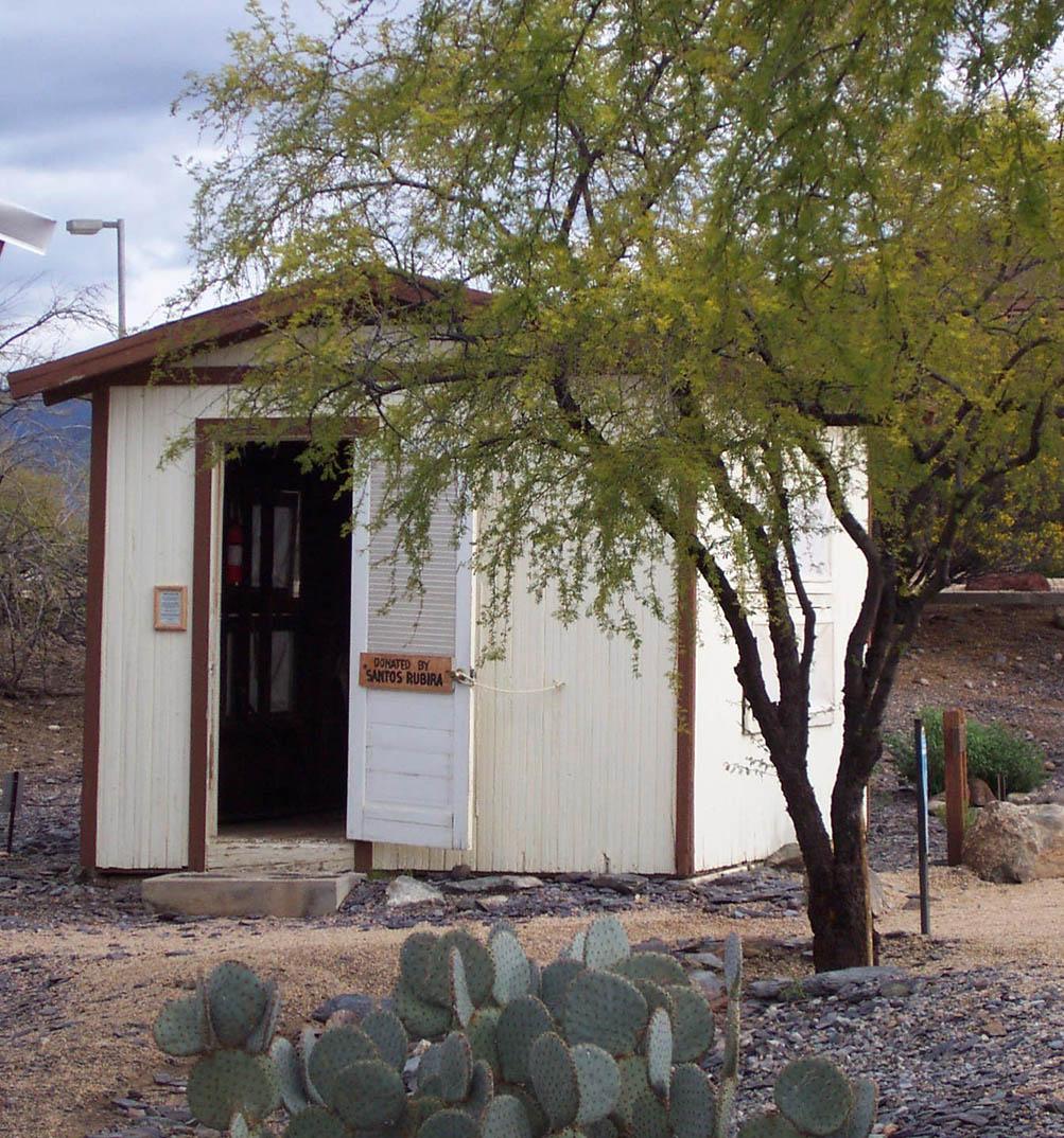 Historic Tubercular TB Patient Cabin